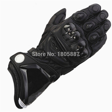 Venda quente gp pro luvas de couro da motocicleta luvas de proteção luvas de corrida de moto cavaleiro moto de motocross estrada