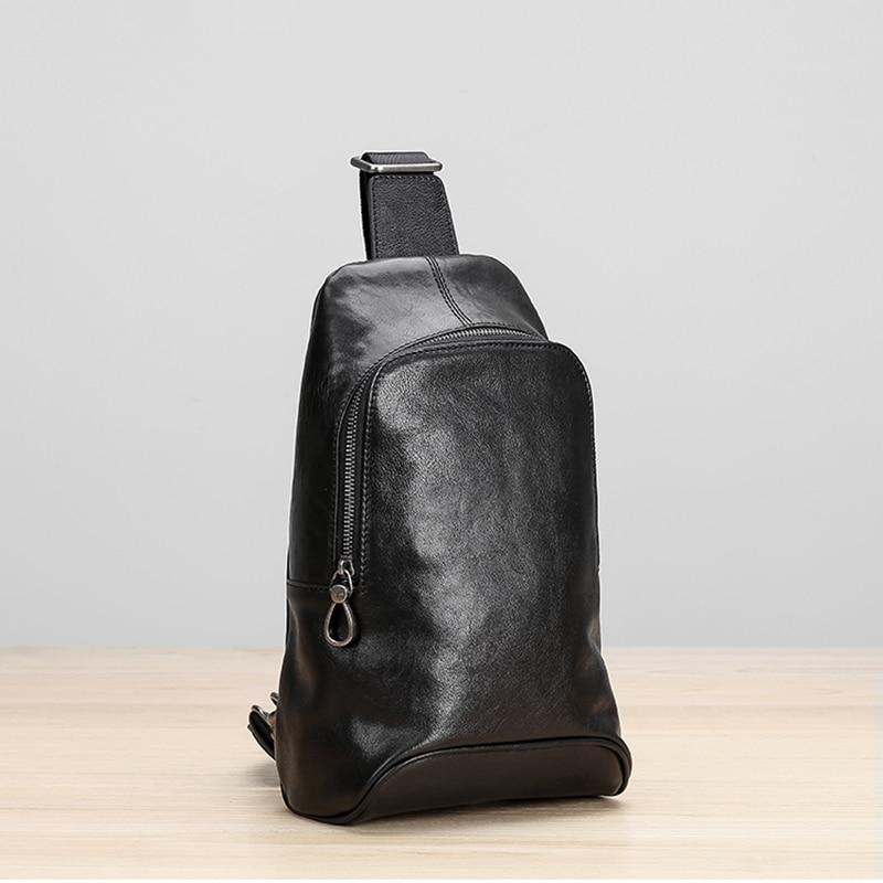 forma do vintage único ombro saco casual