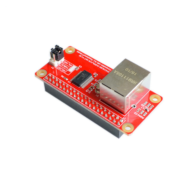 US $12 49  Raspberry Pi Zero W Network Adapter ENC28J60 Ethernet Adapter  LAN Network Adapter Module for RPI 0-in Demo Board Accessories from  Computer