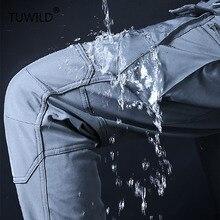 Зимой на открытом воздухе мягкая оболочка заряда штаны мужские теплые и защитой от ветра и воды флисовые брюки большие размеры горнолыжный Штаны