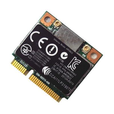 Atheros AR5B22 AR9462 802.11a / b / g / n setengah Mini PCI-E 2.4G / 5G Wifi Bluetooth 4.0 kartu Nirkabel untuk HP SPS 676786-001
