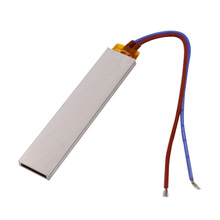 2PCS/LOT 100x21x5mm PTC Heating Element 220V Heater Thermostat Aluminum Shell Ceramic Heater Heating Plate цена и фото