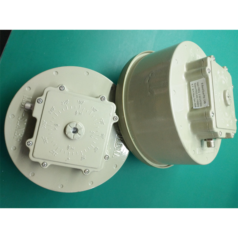 S Band lnb Receiving SES-7 Satellite Mount On Satellite Dishes Murah Price  in Indonesia