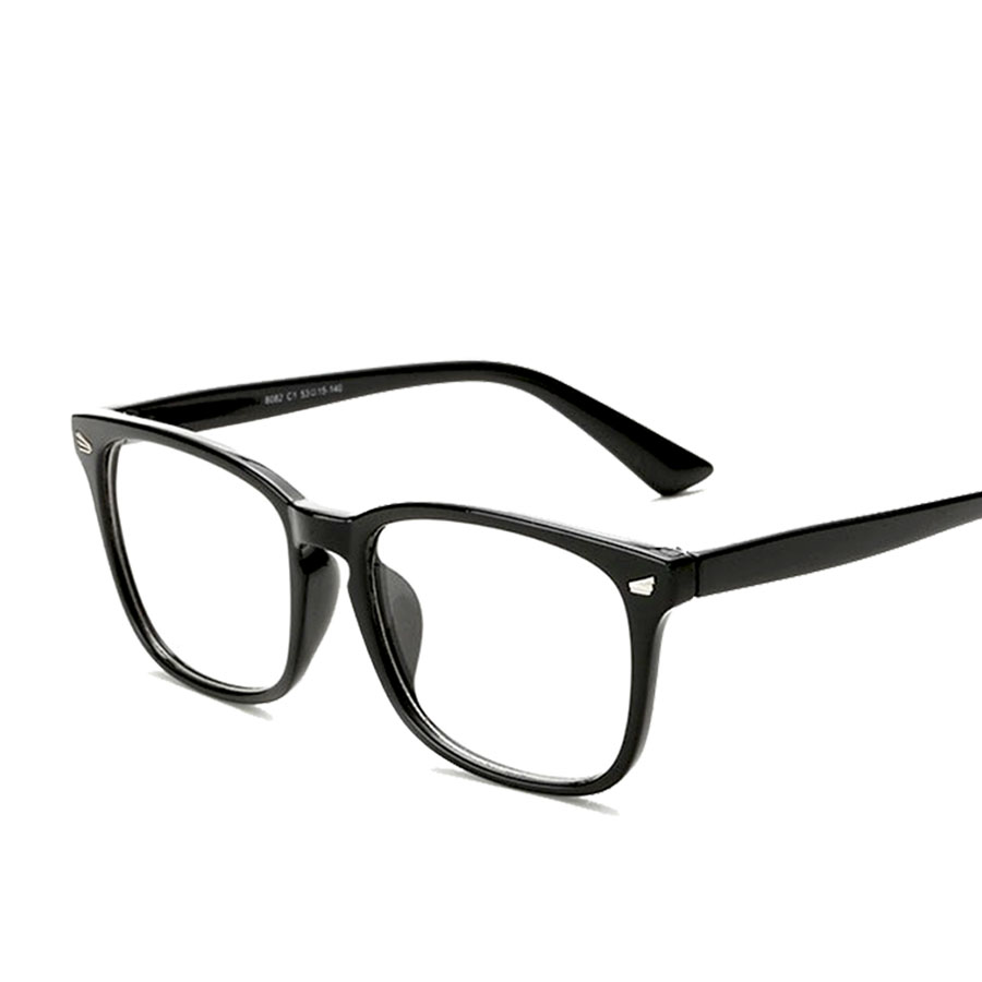 2017 new eyeglasses men women suqare brand designer eyeglasses frame optical computer eye glasses frame oculos