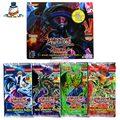 72 pçs/lote Y901 o Duelista Advento Versão Inglês Yugioh Cards cartões de Yugioh jogo kid brinquedos para crianças de Entretenimento para a Família