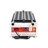 electric takoyaki baking pans cake teflon kaya ball machine