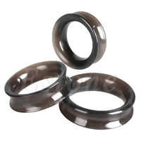 3 Pcs/SET Black Time Delay Penis Rings Cock Rings Set Male Adult Products Sex To