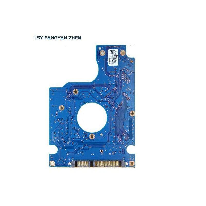 PCB 220 0A90351 01 for 500 Gb HTS725050A7E630 HDD 2.5 SATA Logic Board 46 wvga logic dif component pcb v02 4359301402 a used disassemble