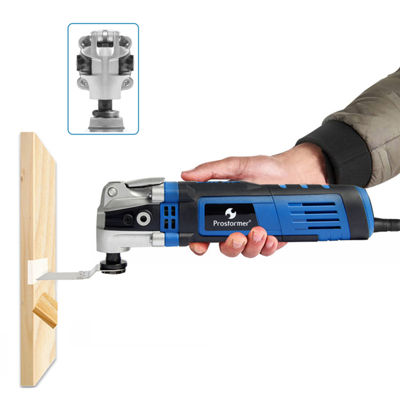 Prostormer 300W multi-function cutter Universal treasure vibration smooth wooden power tool trimming machine saw