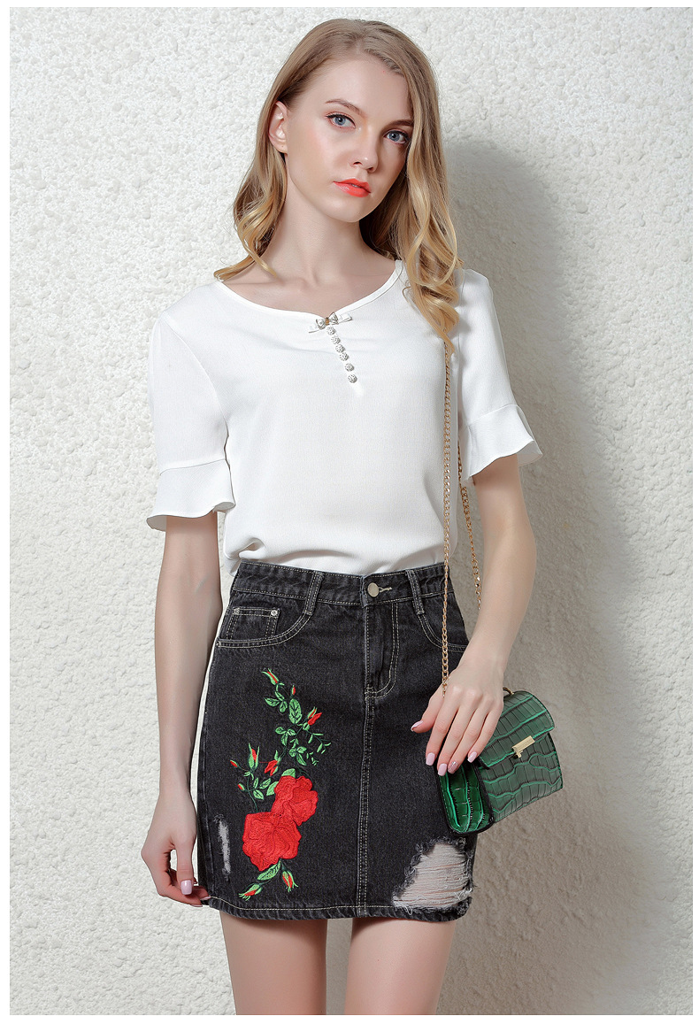 Compare Prices on Denim Skirts- Online Shopping/Buy Low Price ...