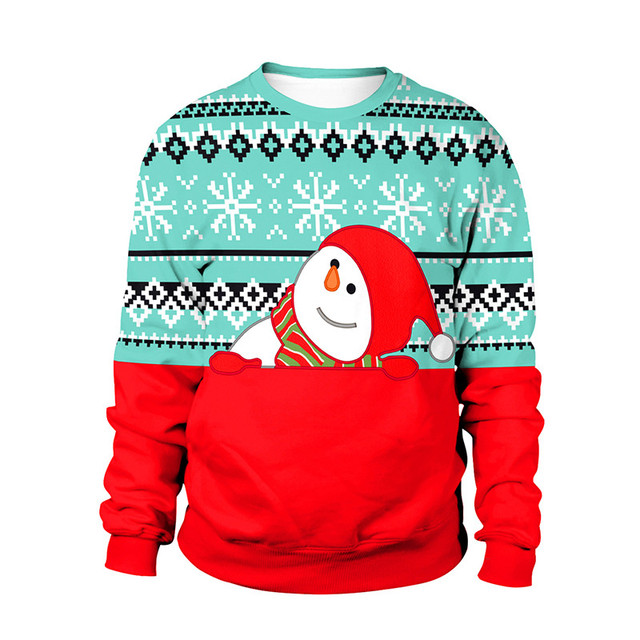 YH03216 Mens ugly christmas sweater winter tops 5c64c11307a15
