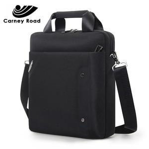 Image 5 - Деловая 13 дюймовая сумка мессенджер carneyroad для Ipad, Высококачественная водонепроницаемая сумка через плечо, повседневная мужская сумка Кроссбоди из ткани Оксфорд, 2019