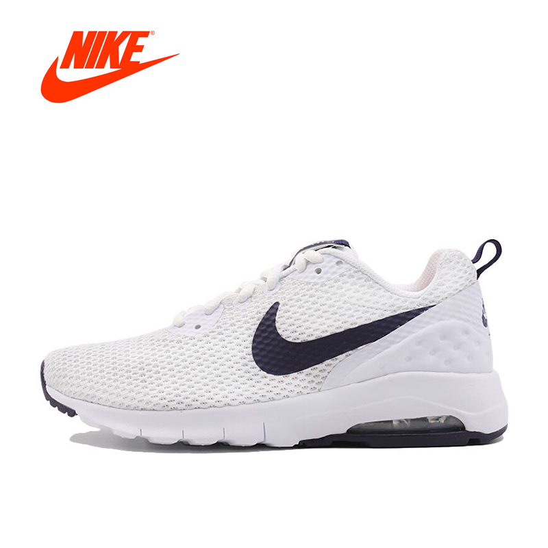 Authentic NIKE New Arrival of 2017 Summer AIR MAX MOTION LW SE Women's Running Shoes Sneakers все цены