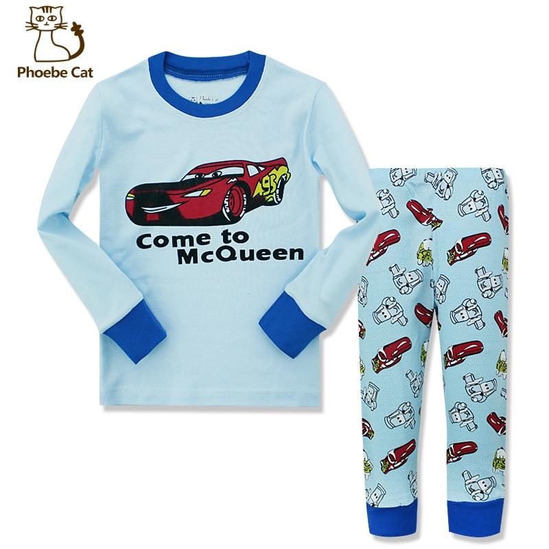 43ecac095 BINIDUCKLING girls boys Pajamas set Cartoon Children Pyjamas ...