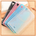 Wholesale New Protective Soft TPU Silicon Case Cover For ViewSonic V500 Smartphone + Free Screen Film