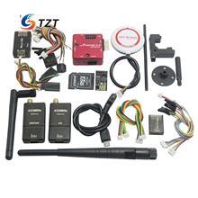 Mini Pixracer V1.0 Regulador de Vuelo con OSD/PPM/M8N GPS/915 Mhz/433 mhz 500 mw telemetría/Tarjeta SD para FPV-Rojo