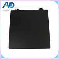 220/235/300mm MK52 Double Sided Textured PEI Spring Steel Sheet Powder Coated PEI For Prusa i3 mk3 MK3S Ender-3 Anet A8 Wanhao