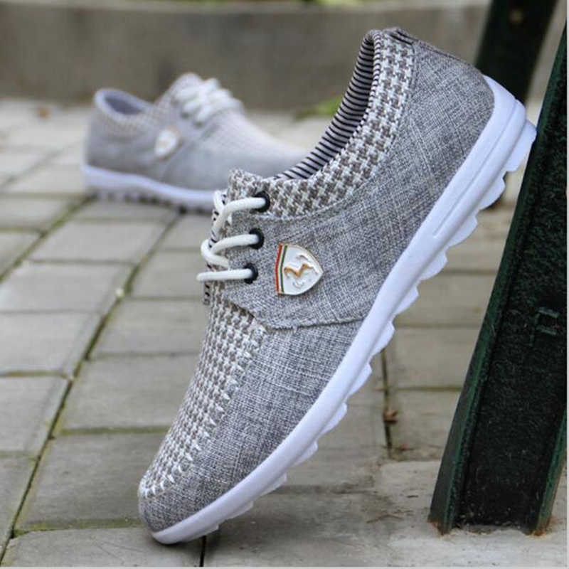 108d6ab456c ... Summer Shoes Promotional Discounts Mens Autumn Casual Breathable 2016 Mens  Fashion Lightweight Mesh Mens Shoes Casual