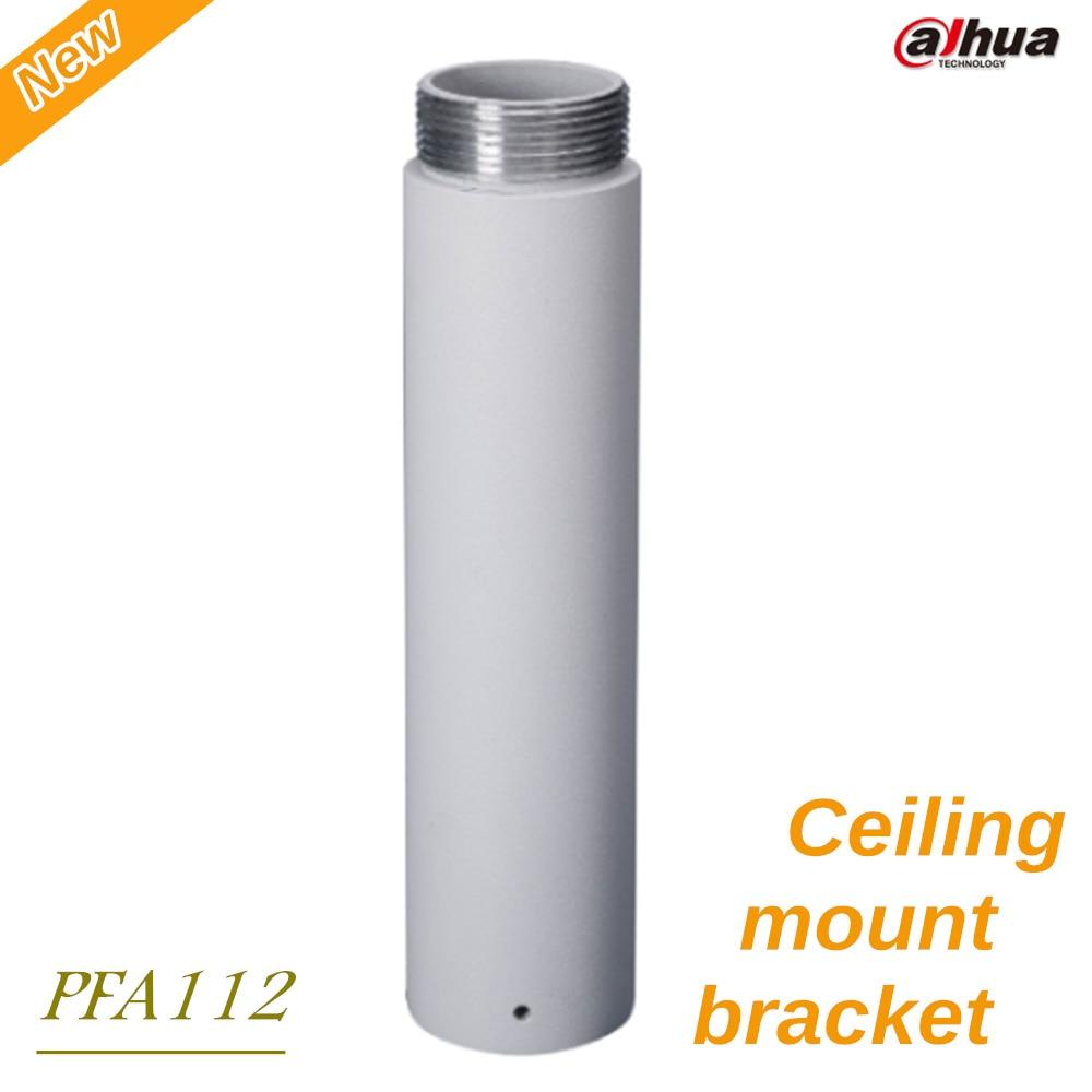 100% Original DAHUA Ceiling mount bracket PFA112 IP Camera Brackets CCTV Bracket Stands 100% original dahua mount adapter pfa110 ip camera bracket