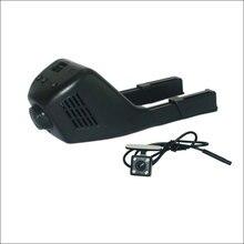 For Mazda Axela Car Parking Camera APP control Car Wifi DVR 1080P 1 Installation WDR Dual Lens Car Black Box camcorder
