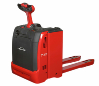 Linde new 3t electric forklift truck 1158 series T30 T30AP electric pallet truck 3ton