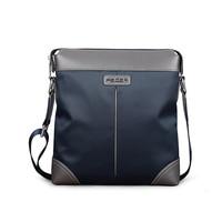 2017 New Single Shoulder Bag Men Oxford Cloth Messenger Bag Vertical Section Leisure Package