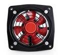 200MM  exhaust fan, strong duct flow fan for kitchen toilet wall 8 inch, mute axial flow fan square shape, ventilator fan