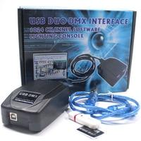 Martin Light Jockey USB 1024 DMX 512 DJ Controller Led Stage Light Controller Equipment For