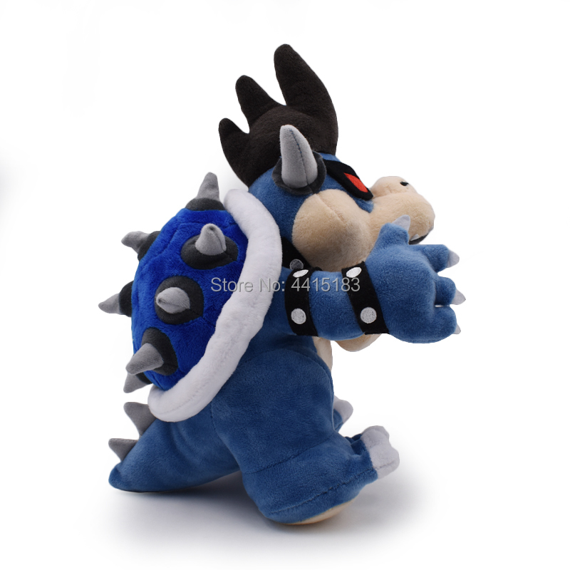 3 pcs lot Anime Super Mario Bros 3D Land Bone Kuba Dragon Dark Bowser Koopa Peluche Doll Plush Soft Stuffed Toy Dry Bones Bowser in Movies TV from Toys Hobbies