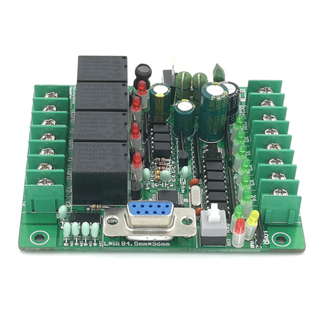 US $22 6 |PLC manual board FX1N 10MR board PLC PLC controller programmable  controller-in Relays from Home Improvement on Aliexpress com | Alibaba