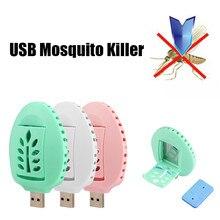 Mini USB Anti-Moustique Tueur Système Anti Répulsif Avec 2 PCS Livraison Comprimés Recharge Inodore Non-à #87561(China (Mainland))