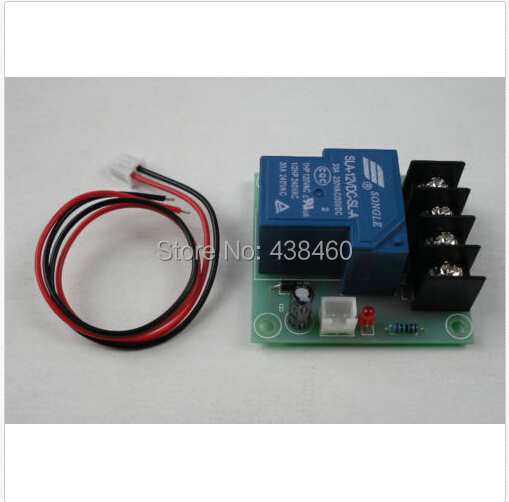 30A High Current Contactor Switch dc 12V Electric Relay Board DC Power Control 2 new lp2k series contactor lp2k06015 lp2k06015md lp2 k06015md 220v dc