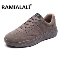Ramialali New Arrival Men Sneakers Spring Autumn Sport Outdoor Breathable Walk Run Shoes For Male Athletic