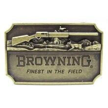 Прямоугольная пряжка для ремня для охоты Браунинг