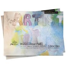 Eval Watercolor Paper Pad 8K/16K Cold Pressed Painting for Water Soluble Paints Art Supplies