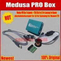 2019 NEW 100% Original Medusa Box Medusa PRO Box Testpoints + JTAG Clip For LG For Samsung For Huawei