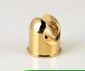 Image 5 - Vaporisateur de Bidet à main de toilettes en or avec tuyau et support, 02 088, livraison gratuite