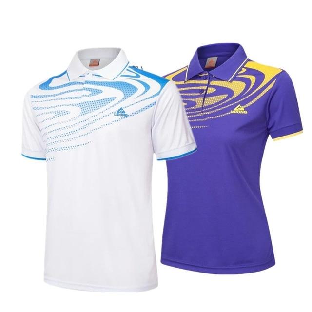 badminton wear clothes ,Table Tennis wear t shirts ,Tennis t shirts ,pingpong shirts ,table tennis for men clothing women tennis