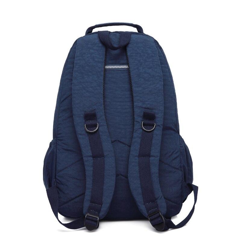 TEGAOTE 2019 femmes sac à dos pour adolescentes Kipled Nylon sacs à dos Mochila Feminina femme voyage sac à dos cartable femmes sac - 2