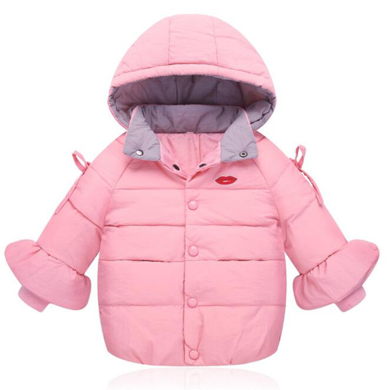 Girls Down Parkas Jackets Winter Jacket Girl Fashion Children Flare Sleeve Down Jacket For Girl 2018 Kids Hooded Coat Girls Down Parkas Jackets Winter Jacket Girl Fashion Children Flare Sleeve Down Jacket For Girl 2018 Kids Hooded Coat
