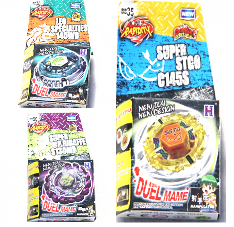 8pcs/lot Spinning Top LIMITED WBBA INFINITY LIBRA GB145S BOOSTER PACK BB48
