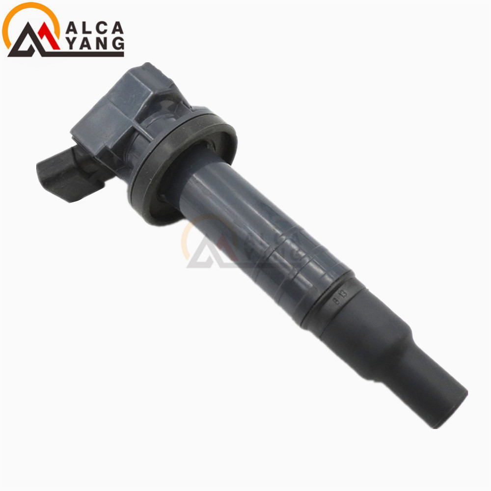 Malcayang High Performance Ignition Coil 90919-02239/ 90919-02262 For Toyota Corolla ZZE122 120 9091902239