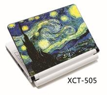 Van Gogh  Universal Decal Cover Custom Sticker Skin For 12″ 13″ 14″ 15″ 15.4″ 15.6″ Laptop PC