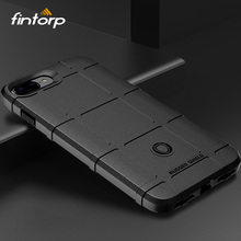 Fintorp Cases For iPhone 7 6 Case for iPhone 6S 6 7 8 Plus Heavy Silicone Protective Covers For iPhone X XR XS Max Bumper Funda kinston protective bumper frame case for iphone 6 4 7 black