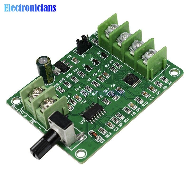 US $2.91 16% OFF|5V 12V DC Brushless Driver Board Controller Module on