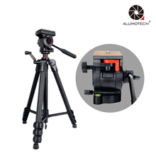 Pro Портативный штатив Стенд Максимальная нагрузка 5 кг Алюминий Материал для Камера видео Studio