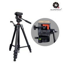 Pro Portable Tripod Stand Max Load 5kg Aluminum Material For Camera Video Studio