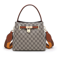 World's Handbags Luxury Brand Handbags Women Bags Designer Fashion Lock Large Soft Totes High capacity Hign Quality bag