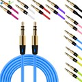 Binmer Superior Quality 3.5mm Auxiliary Cable Audio Cable Male To Male Aux Cable AU30X10