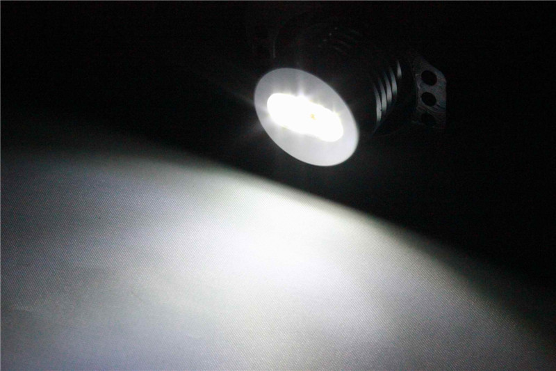Rockeybright E90 E91 12W LED Angel Eyes Marker Bombillas para E90 E91 - Luces del coche - foto 2
